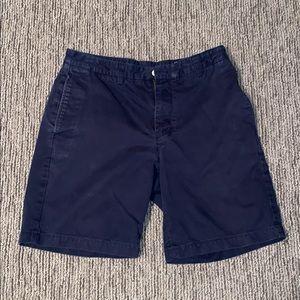 Navy Blue Vineyard Vines Shorts